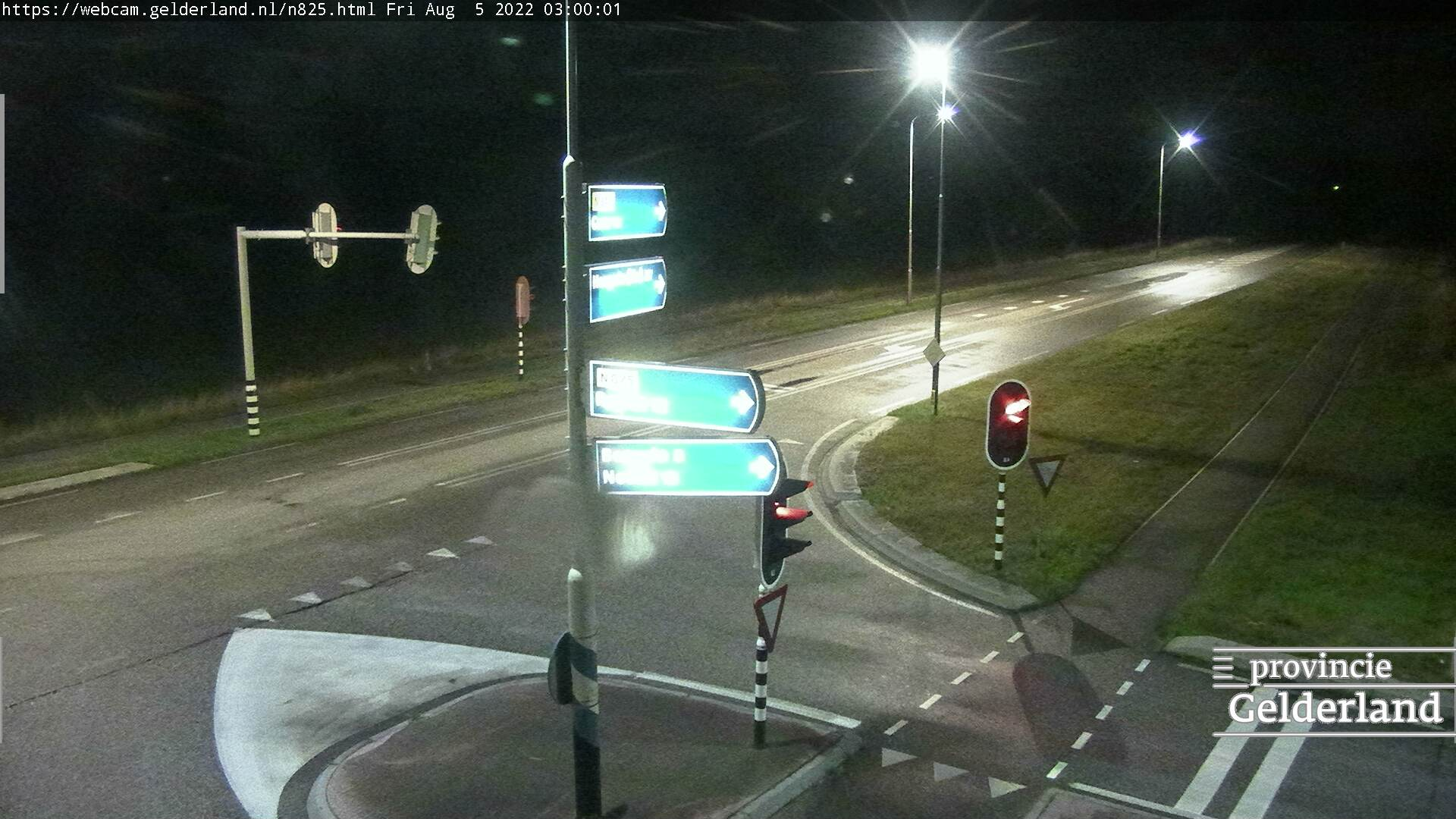 WebCam.NL | FULL HD PTZ camera Slimste Weg - Lochem. (NL)